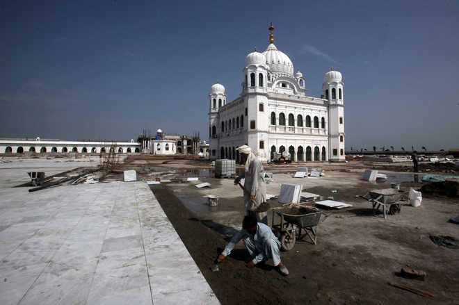 Indo-Pak pact on Kartarpur corridor likely to be inked on Thursday