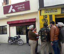 Axis Bank posts Q2 net loss of  Rs112 cr