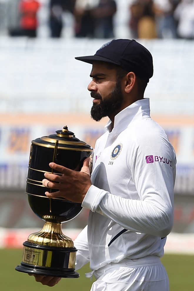 Empty stands: We should have only  5 strong Test centres, says Kohli