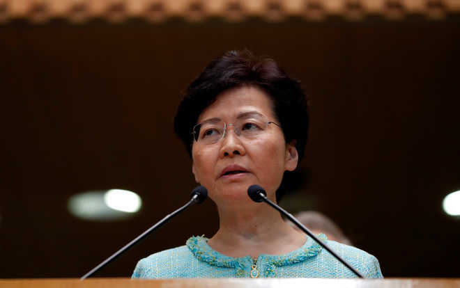 Hong Kong government to withdraw bill that sparked protests