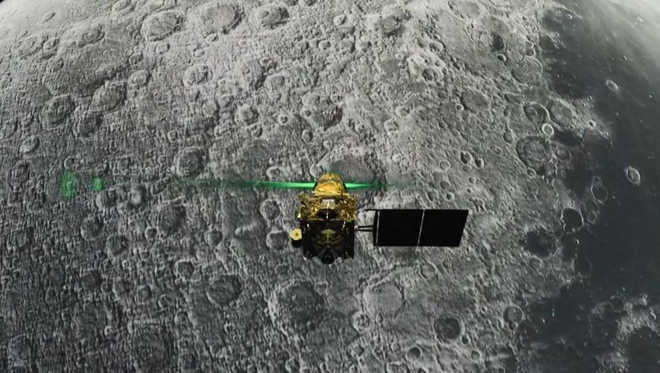 Moon flyby finds no trace of Chandrayaan-2 Vikram lander: NASA