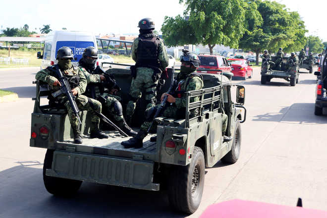 In Mexico, El Chapo's sons add brash new chapter to crime family