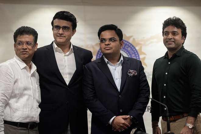 Ganguly promises 'corruption-free' tenure in BCCI