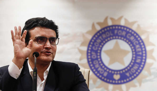 I am here to make Kohli's life easier, not difficult: Ganguly