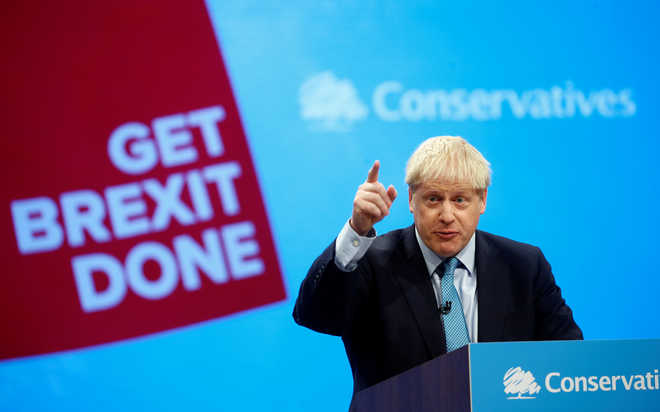 Boris Johnson eyes general election after pausing Brexit Bill