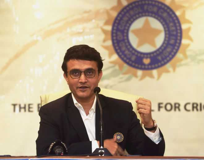 Ganguly takes over