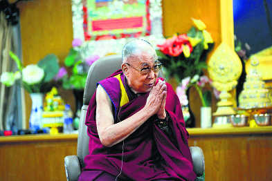 Institution of Lama has 'feudal' origins