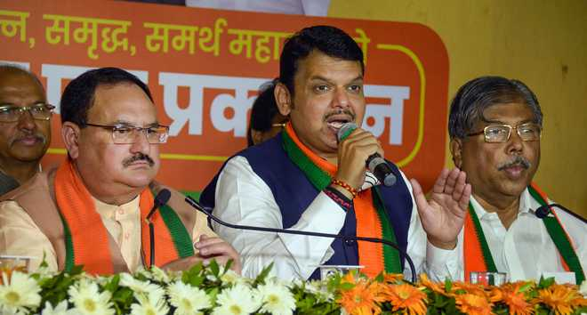 After poll win, Maharashtra BJP chief Patil to gift sarees to women