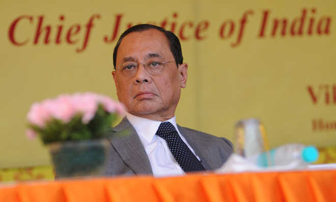 CJI Gogoi-headed Bench to deliver verdicts in Ayodhya case, other key matters before Nov 17