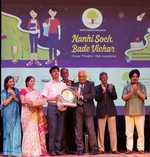 Mohali school lad wins national essay contest