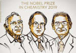 Trio wins Nobel Chemistry Prize for developing lithium-ion battery