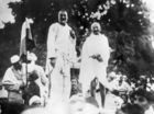 In this file photo taken on May 17, 1938 Indian philosopher and nationalist leader Mohandas Karamchand Gandhi, better known as Mahatma Gandhi. — AFP