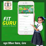 Education Department launches 'Fit-Guru' app