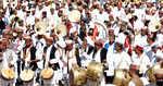 'Devdhun' by over 2,200 bajantris enters records book