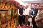 CM opens road, flags off new bus service