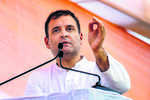 Modi 'loudspeaker' of Adani, Ambani: Rahul