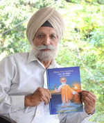 He translated Guru's bani in five languages