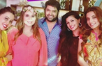 Kapil Sharma and wife Ginni Chatrath host a baby shower, pictures viral