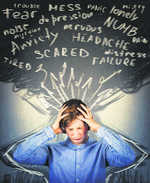 Rein in anxiety with meditation