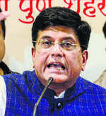Abhijit-backed  NYAY was voted out: Goyal