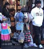 Sushant and Rhea spotted in Italy