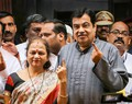 Maharashtra records over 55 per cent voter turnout as voting concludes for assembly elections