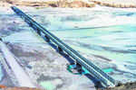 Key bridge to allow tanks in N-E Ladakh