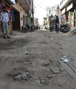 Roads in UT villages in dire straits for want of funds