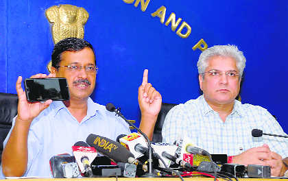 Govt notification to implement odd-even scheme in Capital