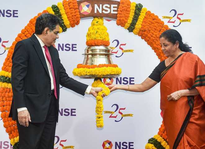 Sitharaman hints at booster dose for real estate sector