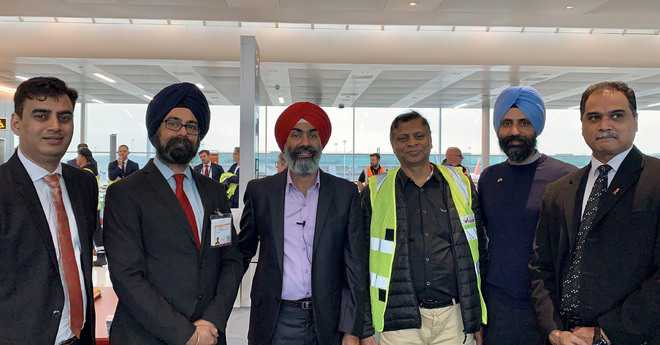 Sikh diaspora welcomes start of London-Amritsar flight