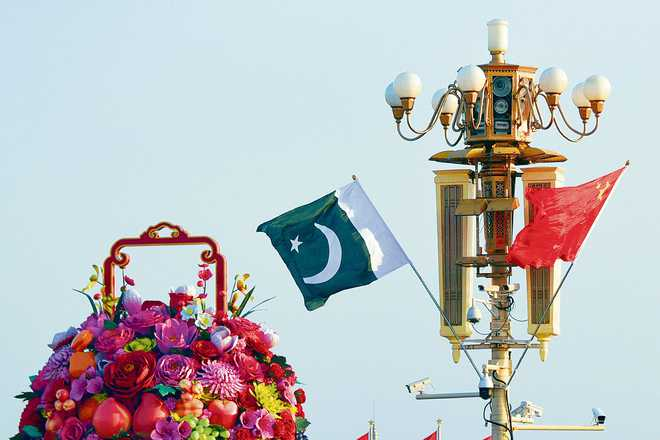 China spurring Pakistan's defence build-up