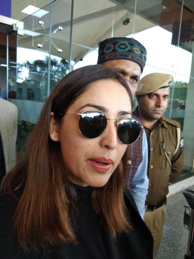 Humbling experience to share dais with PM : Yami Gautam