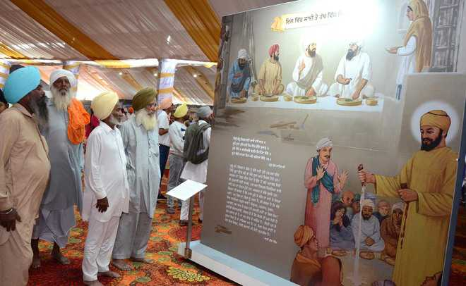 Digital exhibition main attraction at Sultanpur Lodhi