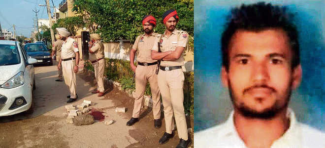 Ferozepur youth shot dead