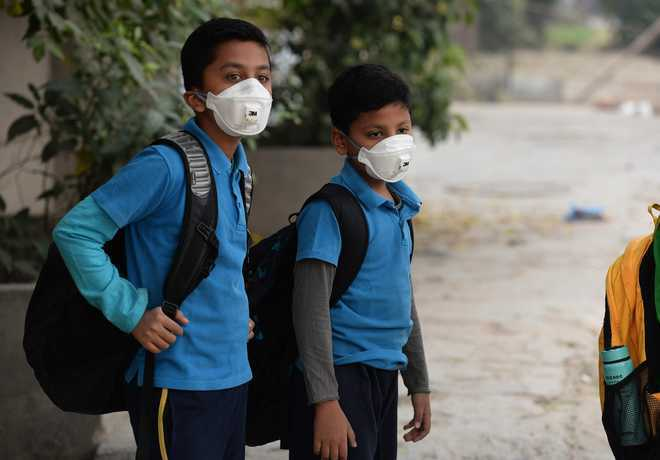 Air pollution affects children''s brain development: Unicef