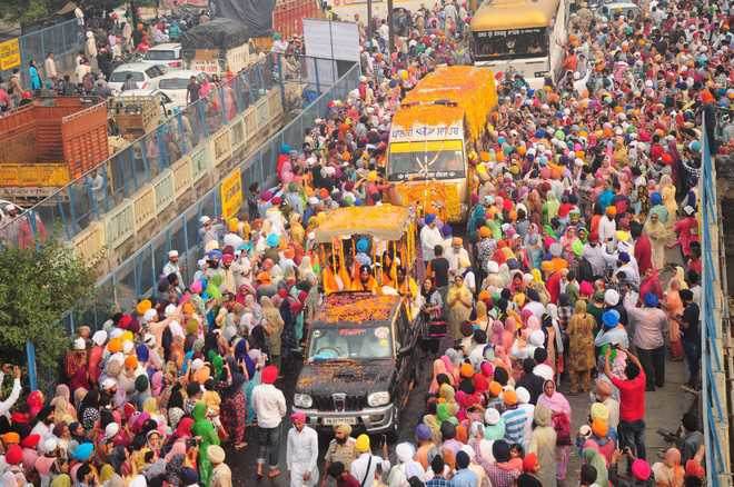 Parkash Purb: Second half of Friday to be a holiday in Chandigarh