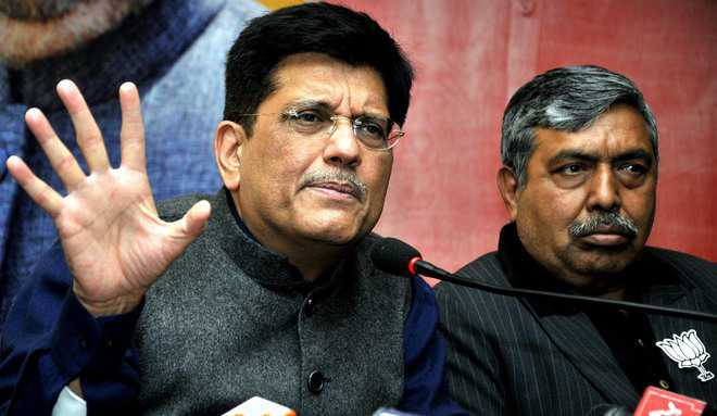 Railways to boost tourism in Himachal: Piyush Goyal