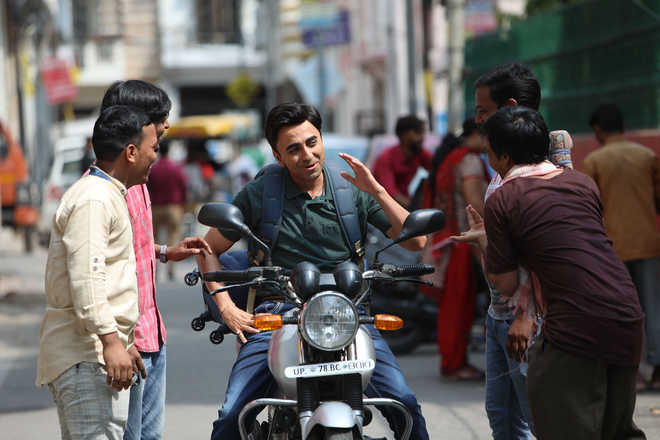 Movie Review - Bala: Ayushmann is both bald & bountiful