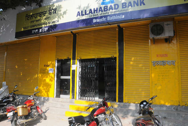 Allahabad Bank loss widens to Rs 2,103 cr in Q2 on higher bad loans