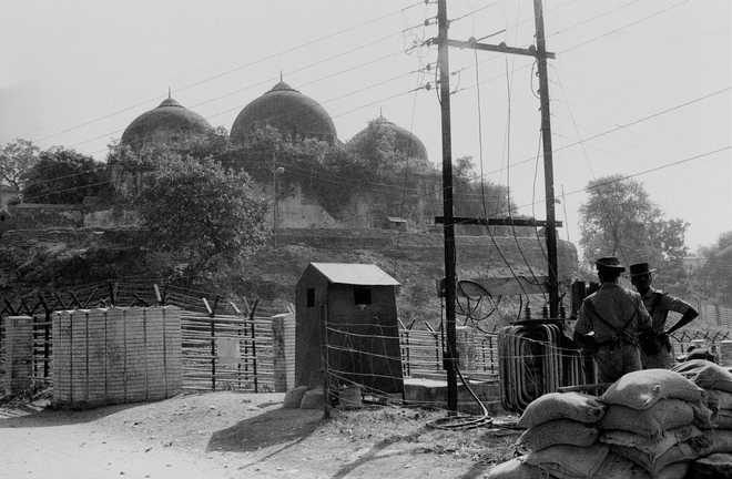 SC to pronounce verdict in Ram Janmbhoomi-Babri Masjid case on Saturday