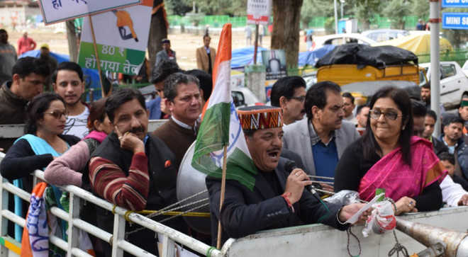 Cong targets govt over joblessness