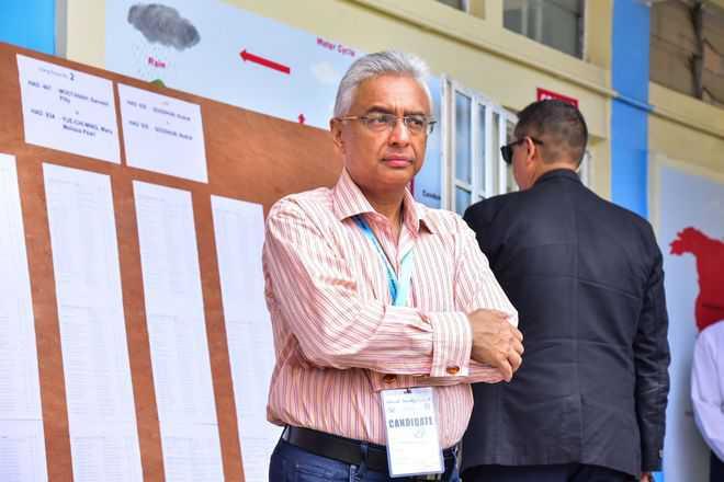 Mauritius re-elects incumbent PM