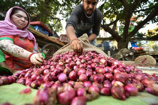 Govt to import 1 lakh tonnes onion to check price rise: Paswan