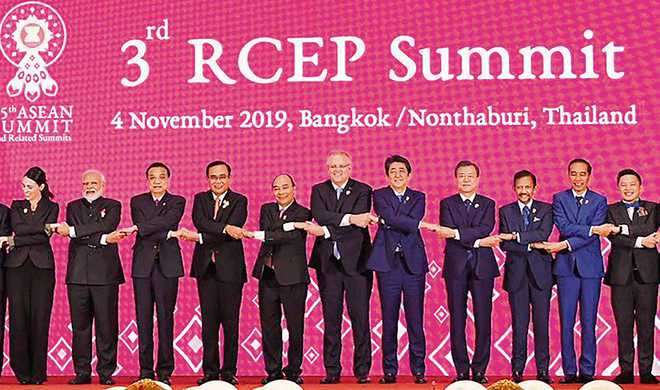 With RCEP, Act East policy is at the crossroads