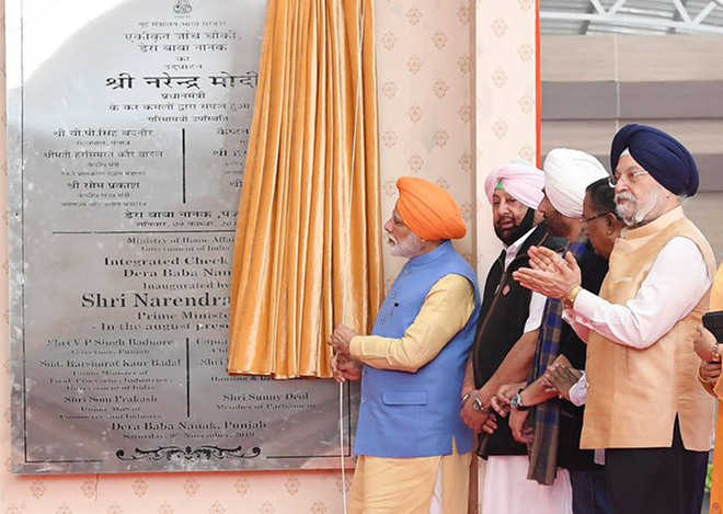 Inaugural plaque not in Punjabi, minister fumes