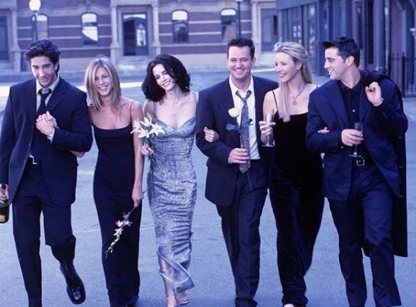Jennifer Aniston credits ''Friends'' for her success