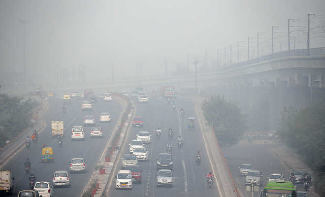 Air quality stays in 'very poor' category