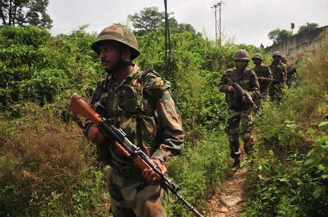 Militant killed in encounter in J-K's Ganderbal district