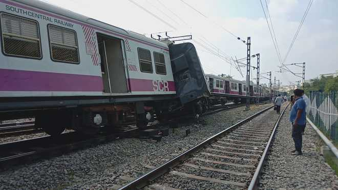 Hyderabad train collision: Human error suspected, train driver booked